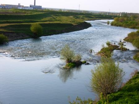 река Вит