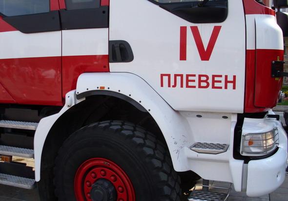 пожарна Плевен 3