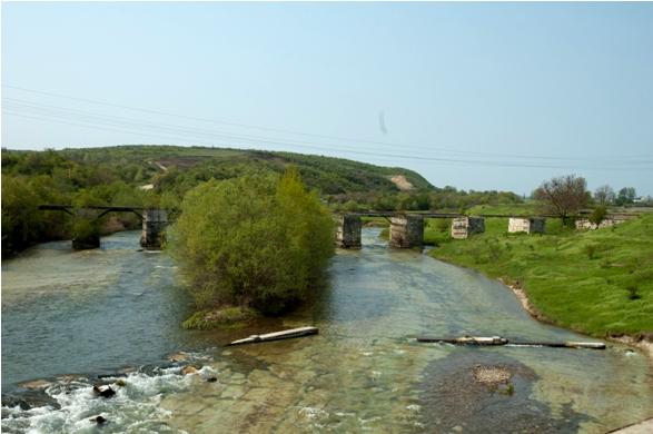 мост на река Вит