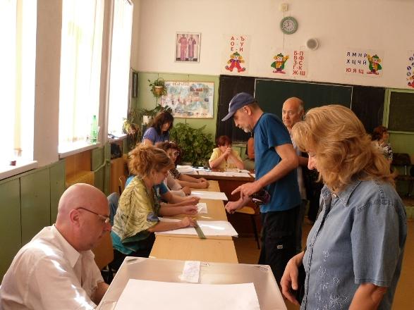 избирателна секция