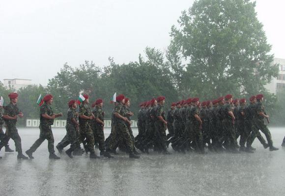 новоназначени войници