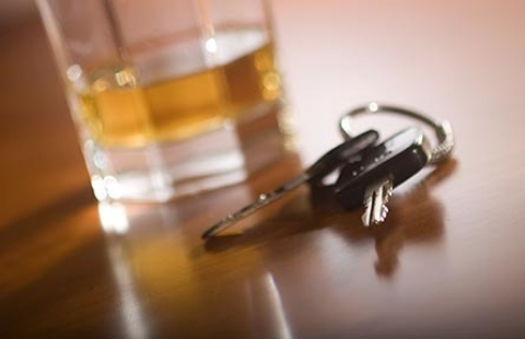 пиян шофьор
