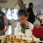 Първа победа на Валентин Митев на Европейското по класически шах