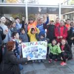 """Днес посрещаме в Плевен благотворителния маратон """"1000 Balkan Charity Challenge""""."""