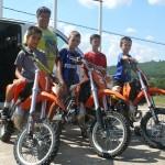 Започна обучението в детската   школа по мотоциклетизъм