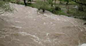 наводнение придошла река