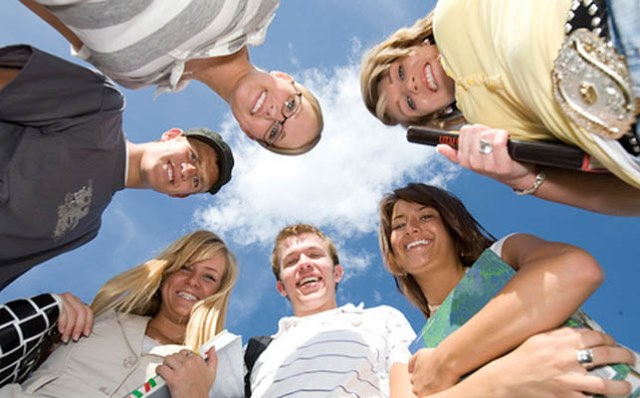 младежи студенти