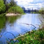 Близо 30 000 декара земя са застрашени при висока вълна на река Искър