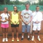 В Пловдив и София отидоха титлите от Държавното по тенис до 16 години в Плевен