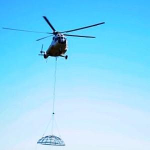 хеликоптер базилика Ловеч