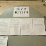 Днес изтича срокът за регистрация на листи в РИК