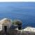 Йонийско море - изгледът от едната страна на крепостта на Али Паша