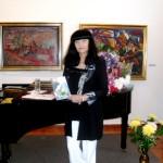 Плевенската поетеса Лалка Павлова днес празнува рожден ден