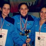 """Трето място за каратеките на """"Петромакс"""" от турнира за Националната купа"""