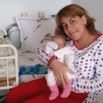"""Бебе – 500 се роди в плевенската болница """"Авис Медика"""""""