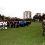 Отборът на беленския инженерен полк се класира трети в Държавното военно първенство по футбол
