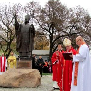 Белене паметник папа
