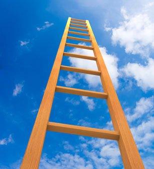стълба на успеха