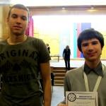 Добромир Косев от Математическата гимназия в Плевен  се класира на първо място в Националното състезание по физика