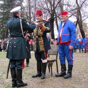 IMG_5544 Възстановка Връщане сабята на Осман паша