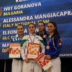Плевенчанката Ивет Горанова първа на Гран При Хърватия