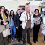 Гимназията по туризъм посрещна гости от Румъния