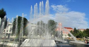 Плевен фонтана
