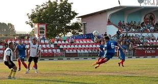 футбол Червен бряг
