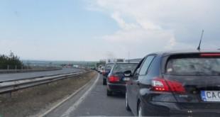 магистрала хемус задръстване