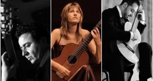 трио китаристи