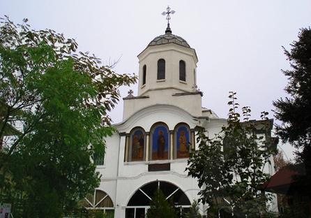 """Храм """"Св. Параскева"""""""