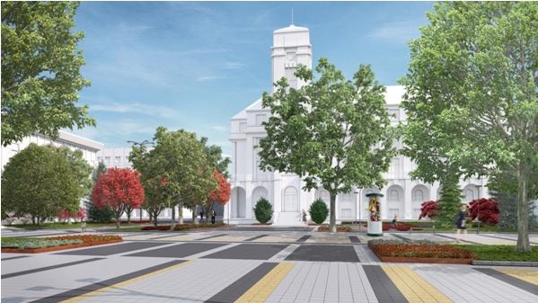нова визия площад