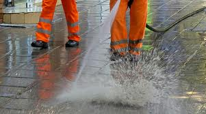 миене на улици