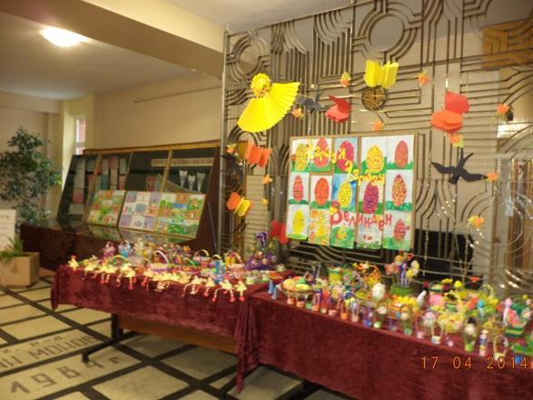 изложба Великден