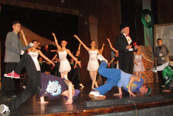 балетна школа съгласие