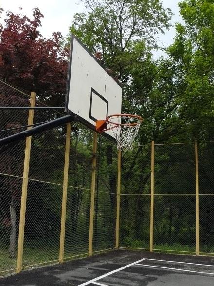баскетболен кош Кайлъка