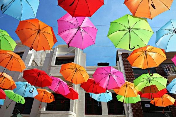 Любопитно – преди 299 години е произведен първият сгъваем чадър ...