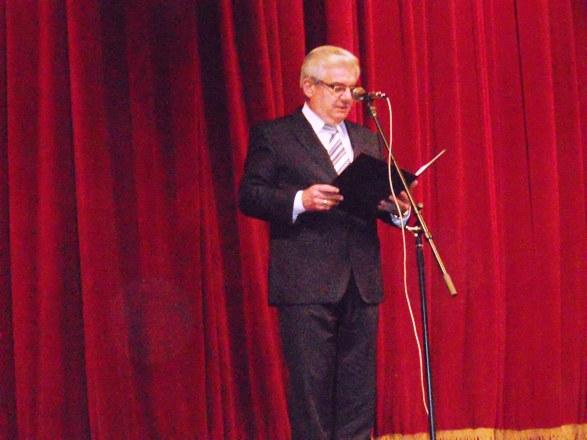 кмет Димитър Стойков