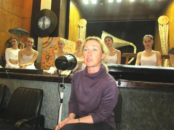 Маня Николова балетна школа