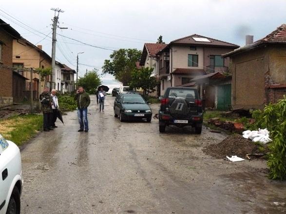 наводнение Долни Дъбник
