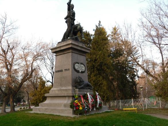 паметник 4-ти пехотен полк
