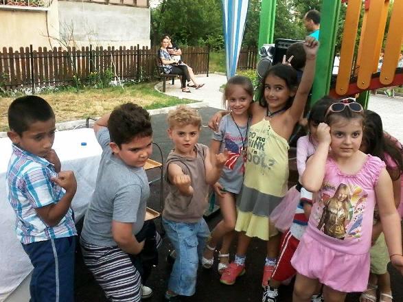 детска площадка Мара Денечева - яг