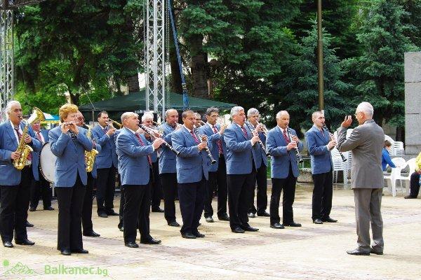 духов оркестър