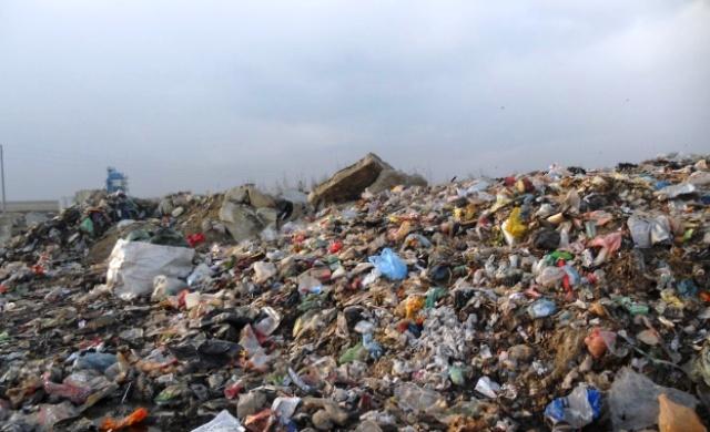 сметище боклруци