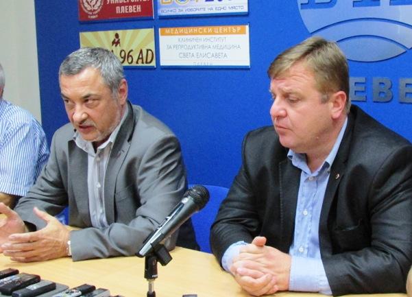 Каракачанов Валери Стефанов
