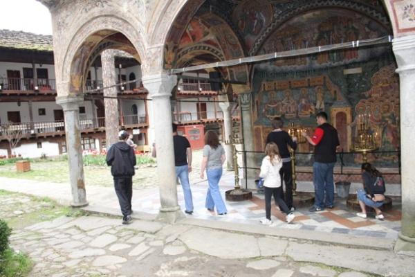 троянски манастир 1