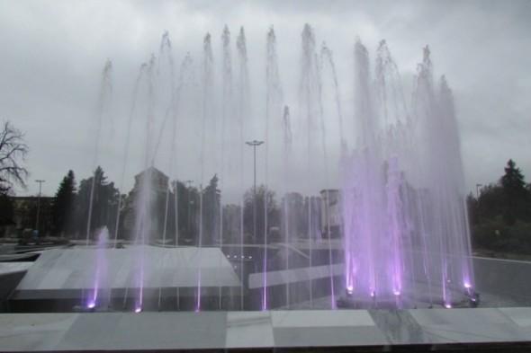 плевен големия фонтан