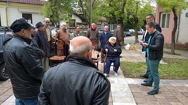 Адил Дервишев честване