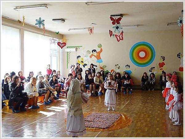 ЦДГ Юнско въстание танц