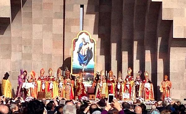 канонизация Армения